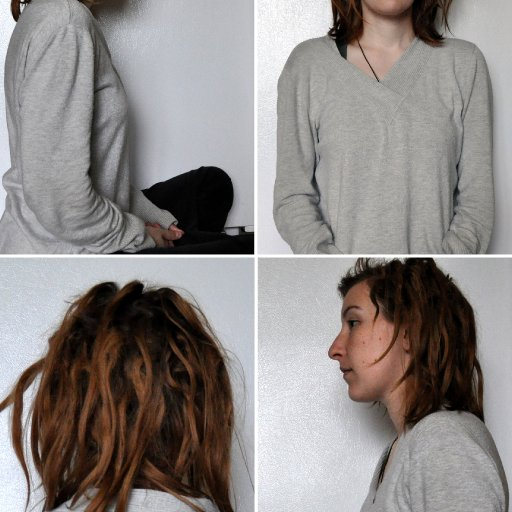 Natural dreadlocks 1 month