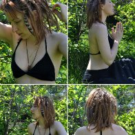 Natural dreadlocks 7 weeks