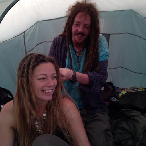 Hoby Lopan McFlobo - Dread Technician, Chorley.  With Tribal Ali.