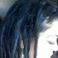 zombie dreads 2 months 1/2