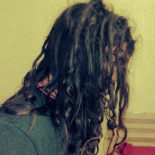 Natural Locs, Organic dreads . Yayyy!!!