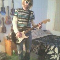 I'm going as Kurt Cobain for Halloween.