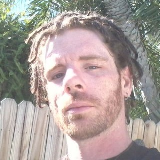 Lovin my 1 month dread progress. Just did a sea salt and lime juice spray and enjoying some Florida sun.