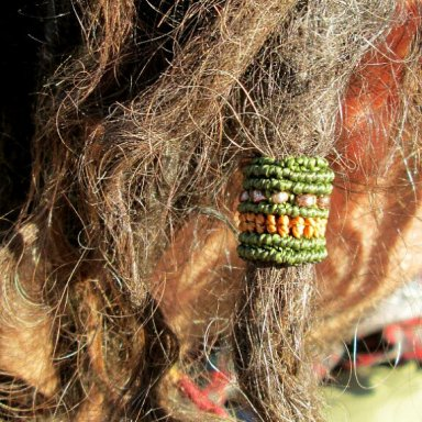 dread wrap/bead From my store