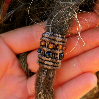dread wrap/bead From my store 3
