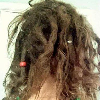 dreads back
