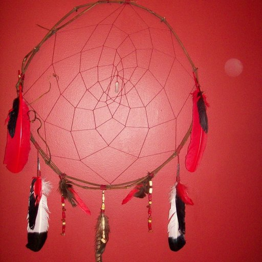 Dark Moon Dream Catcher