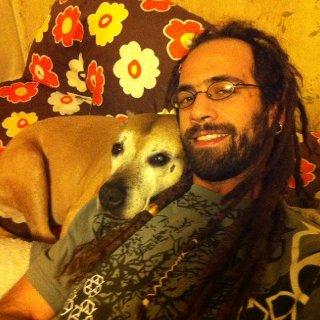 Rayna and me