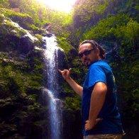 Natural Waterfall Dread Wash