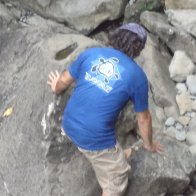 Bouldering in Dreads