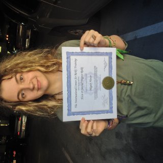 finally a reiki practitioner 3