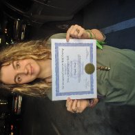 Finally a reiki practitioner! <3