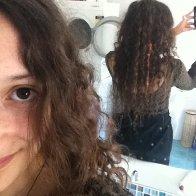 16 months natural dreads