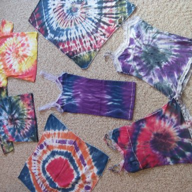 more tie dye fun :)