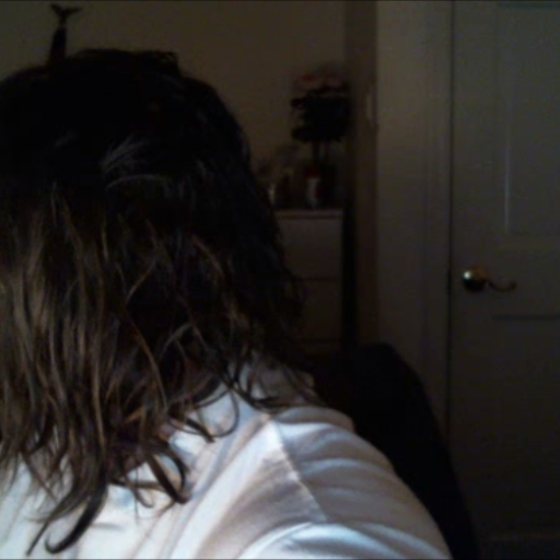 Neglect method; Day three; Left/back side.