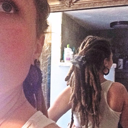 3.5 year old dreads