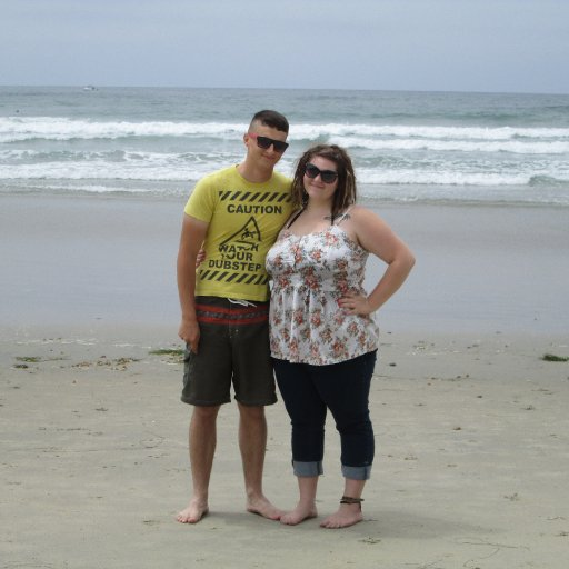 San Diego Easter- Almost 3 months!