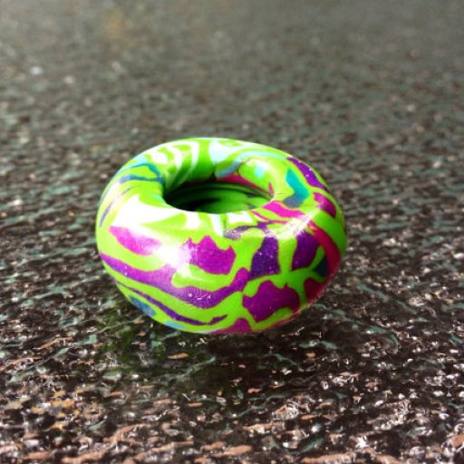 Bright Dread Bead
