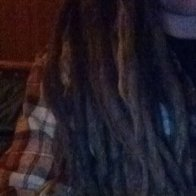 Naked dreads