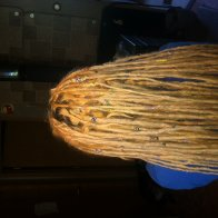 2 mth dreads