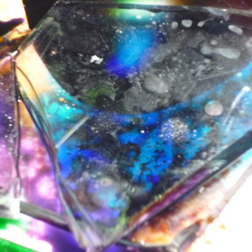 Glass Galaxy