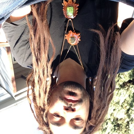 All natural dreadlocks, a little over a year