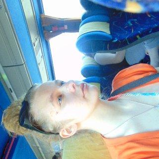 On le bus