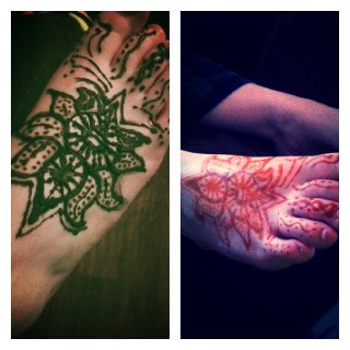 Just a fun henna pic:) my sister was so kind to let me doodle