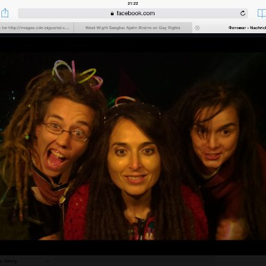 Dreadlocked girls