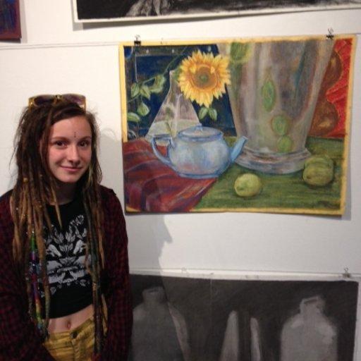 Theodora Martino - Tyler Art Show