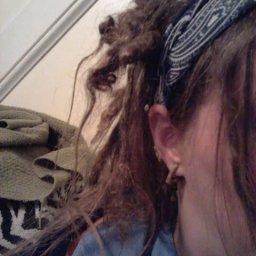 dreads 9 months shorties