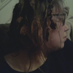 dreads 10.5 months side