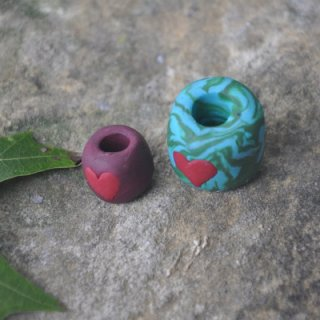 Trippy dreadlock beads for yourself, or a dread head friend. Perfect for a holiday gift!  Link > https://www.etsy.com/shop/TheodorasArt