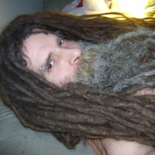 dreads and dreaded beard