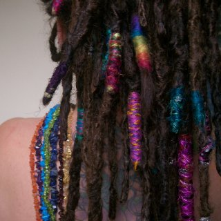 rainbow locks