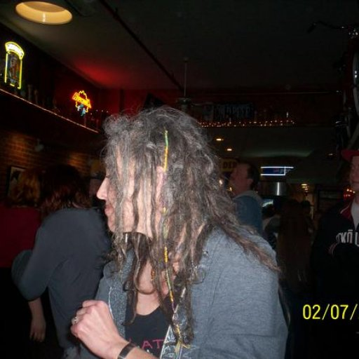 my fucked up baby dreads