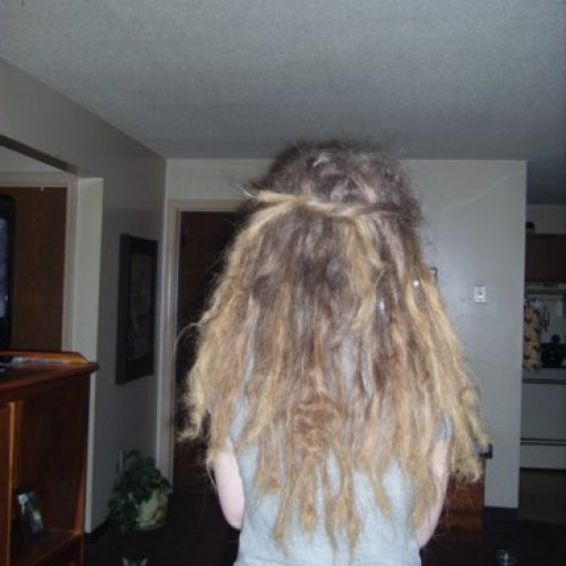 Frist day of dreads