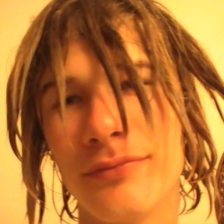 haha i got outta the shower after 3 saltdips and 3 days no washin cept ocean water. my front lock is actually 2 dreads that seem to want to split but they keep gettin more locked individually