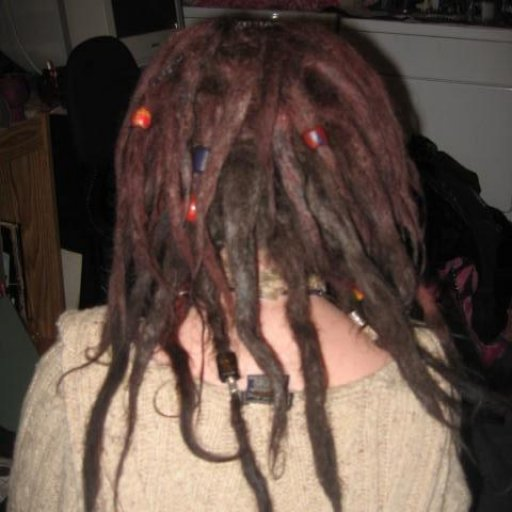 Within the first hour after getting my dreads.