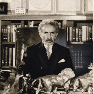 King Selassie I Rastafari