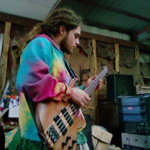 Rockin that bass