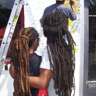 Beautiful Dreads