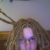 Some loose ends and loose dreads but they're looking pretty good.