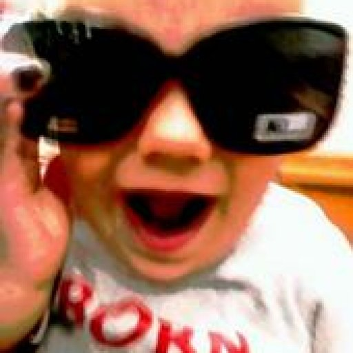 little cree in shades.