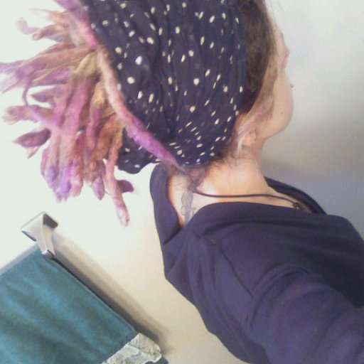 horray for dread wraps!