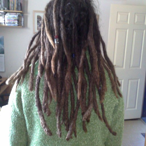 Dreads January '09
