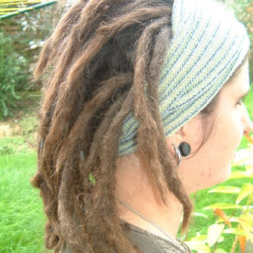 Dreads. October '06