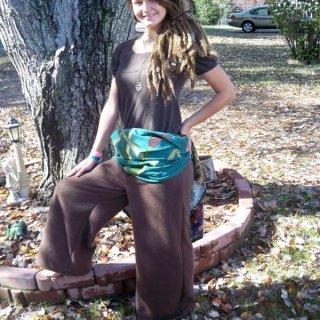 Built in pants!