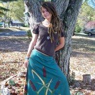 Cattail Skirt