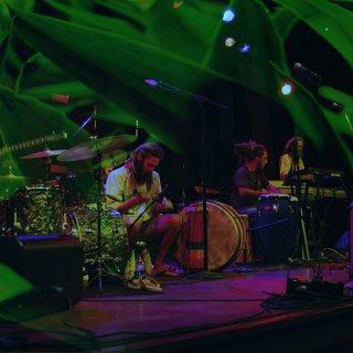 I Yahn I Arkestra at the world cafe live 2007